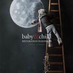 ホリディデコレーションがかわいい『Restauration Hardware baby and child』