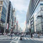 週末は数年ぶりの銀座。そして、GINZA SIXへ。なんだかいろいろすごかった! (Instagram)