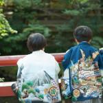 双子の息子 祝5歳!鶴岡八幡宮で七五三のお参りをしてきました。
