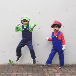 由比ガ浜ハロウィン親子イベント〜オバケになってお菓子をもらおう!〜