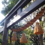 鎌倉最古の『八雲神社』へ初詣
