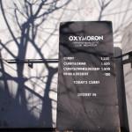 『OXYMORON』のチーズケーキでカフェタイム