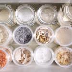 ストック食材の保存容器を「WECK」と「チャーミークリア」に変えてみました。