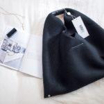 MM6 mini japanese triangle bag