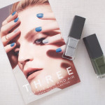 THREE SUMMER NAIL