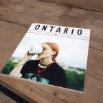 ビジュアル・ジャーナル『ONTARIO』No.1