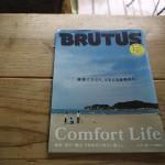 5年先の心地よい暮らし『BRUTUS』鎌倉にひとり、ともだちを作ろう。