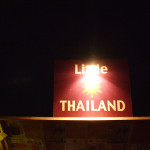 由比ガ浜『Little THAILAND』で鎌倉花火大会