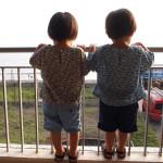 双子の息子「2歳10ヶ月の記録」