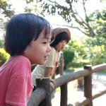 家族で逗子の披露山公園に行ってきました