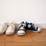はじめての靴は『converse First Star』