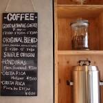朝が楽しくなるコーヒースタンド『THE GOOD GOODIES』