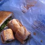 葉山『TANTO TEMPO』のサンドイッチで秋の紅葉ピクニック