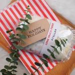クリスマスの定番お菓子『LONG TRACK FOODS』のシュトーレン