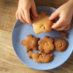 双子の息子と手作りクッキー